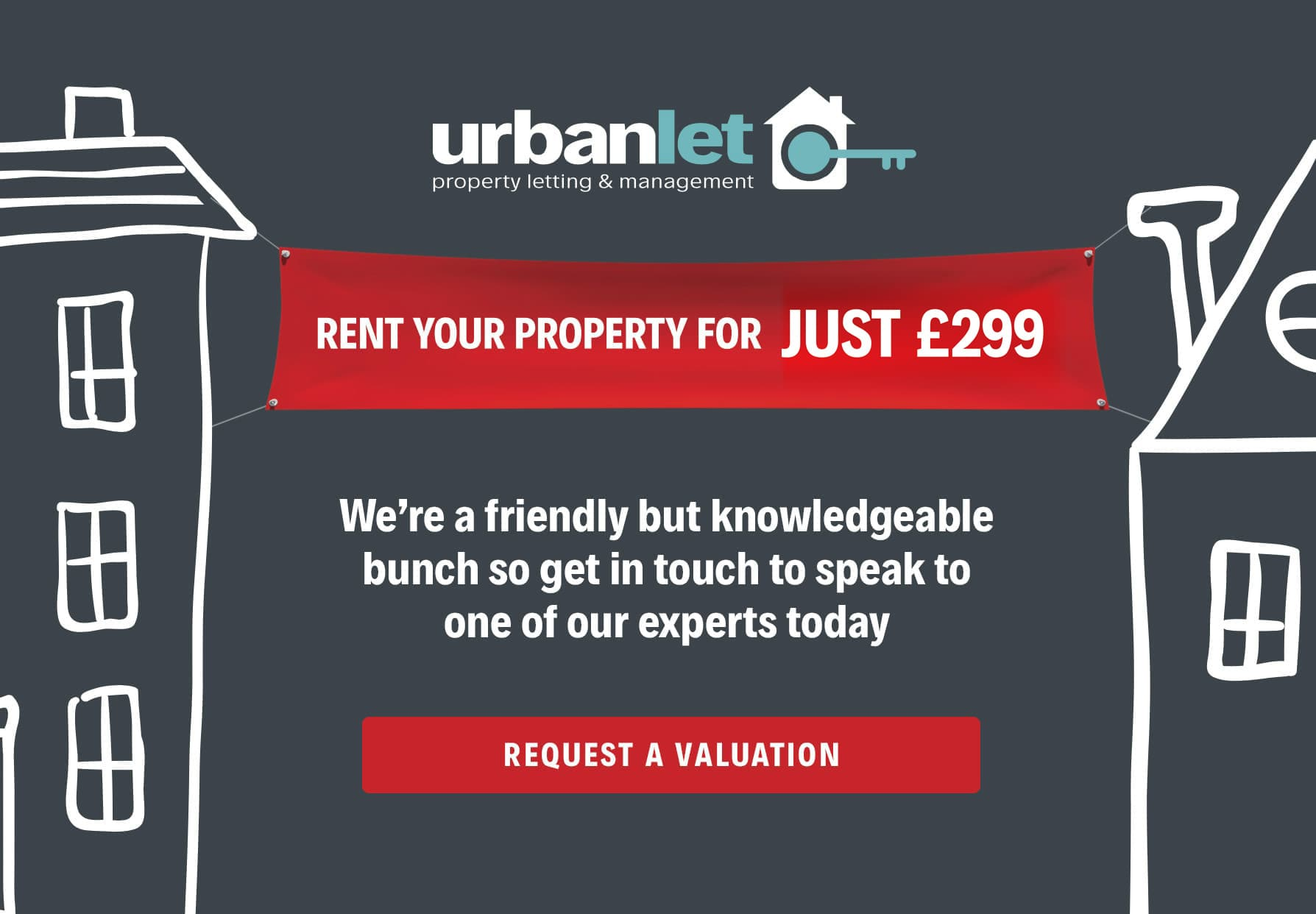 Rent your property for just £249